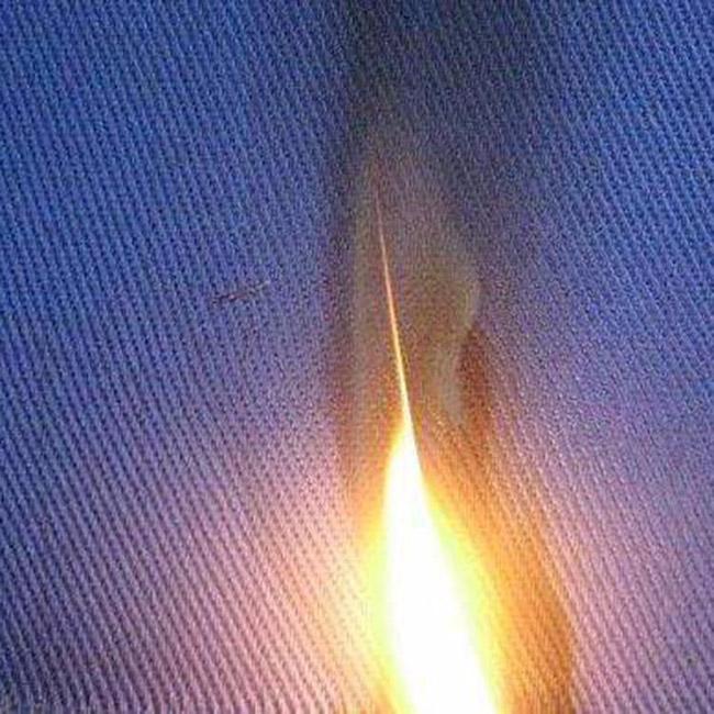 阻燃防火防静电面料